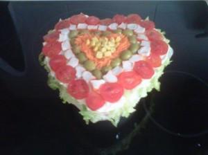 Tarta vegetal - Ammia Serra