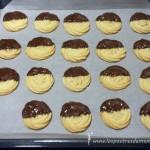 galletas de mantequilla butter cookies