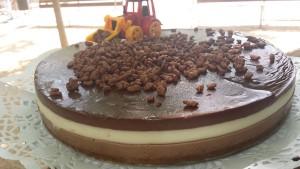 Tarta tres chocolates Fran1