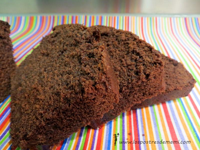 Plum Cake de chocolate2