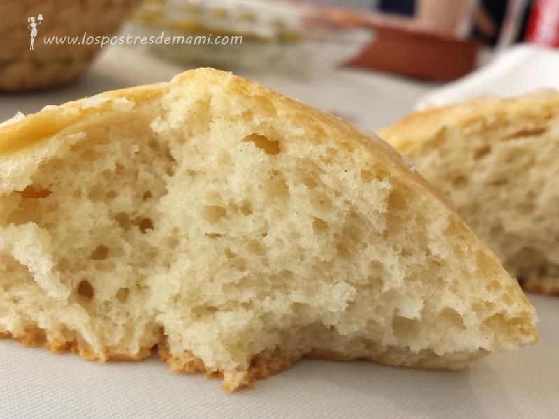 Pan de ajo y romero