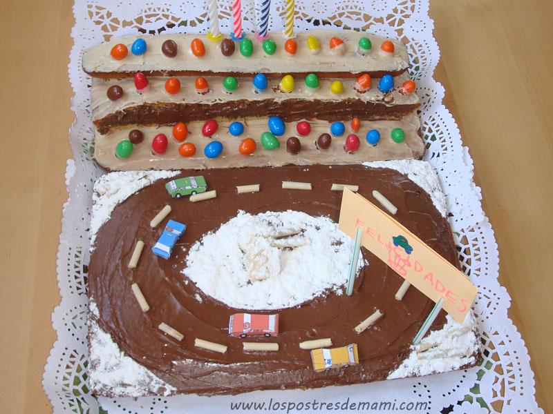 tarta carrera