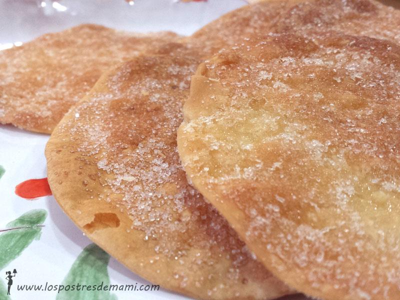 Tortitas de anis