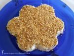 Tarta de galletas María fácil y sin horno