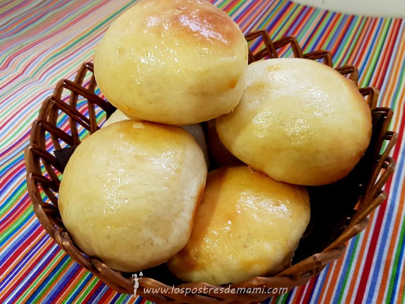 Bollito tierno de pan